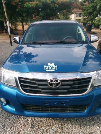Classified Ads In Nigeria, Best Post Free Ads - used-toyota-hilux-2014-in-kubwa-abuja-for-sale-big-3