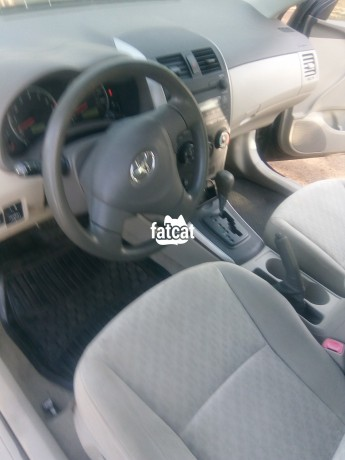 Classified Ads In Nigeria, Best Post Free Ads - used-toyota-vehicle-corolla-2009-in-abuja-for-sale-big-2