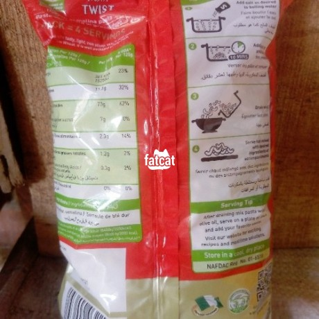 Classified Ads In Nigeria, Best Post Free Ads - golden-penny-macaroni-twist-in-kaura-abuja-for-sale-big-1