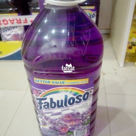 Classified Ads In Nigeria, Best Post Free Ads - fabuloso-liquid-in-kaura-abuja-for-sale-big-0
