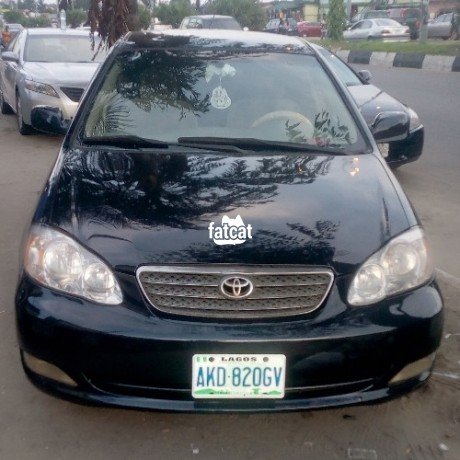 Classified Ads In Nigeria, Best Post Free Ads - used-toyota-corolla-2005-in-port-harcourt-rivers-for-sale-big-6