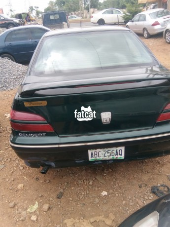 Classified Ads In Nigeria, Best Post Free Ads - used-peugeot-406-2003-in-karu-abuja-for-sale-big-3