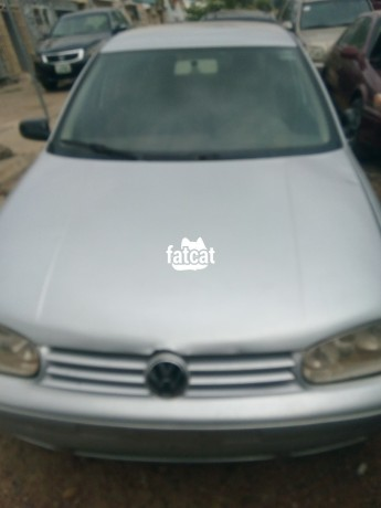 Classified Ads In Nigeria, Best Post Free Ads - used-volkswagen-golf-2003-in-karu-abuja-for-sale-big-0