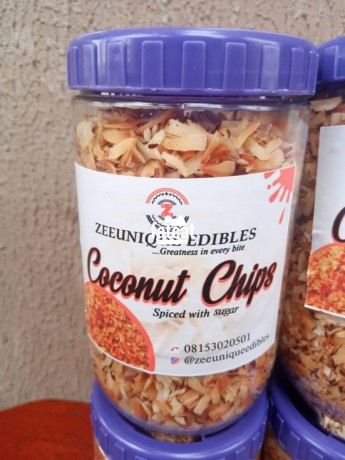 Classified Ads In Nigeria, Best Post Free Ads - coconut-chips-in-lagos-island-for-sale-big-1