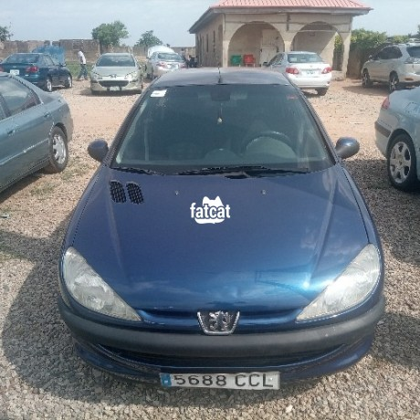 Classified Ads In Nigeria, Best Post Free Ads - used-peugeot-206-2004-in-abuja-for-sale-big-0
