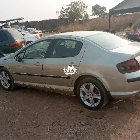 Classified Ads In Nigeria, Best Post Free Ads - used-peugeot-407-2004-in-abuja-for-sale-big-3