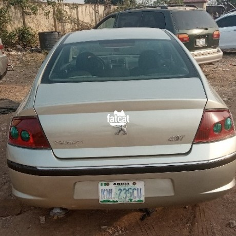 Classified Ads In Nigeria, Best Post Free Ads - used-peugeot-407-2004-in-abuja-for-sale-big-1