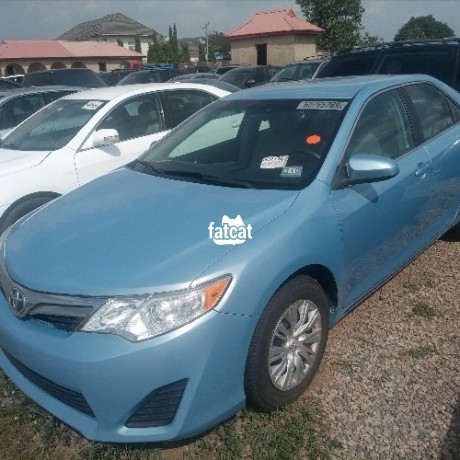 Classified Ads In Nigeria, Best Post Free Ads - used-toyota-camry-2012-in-abuja-for-sale-big-0