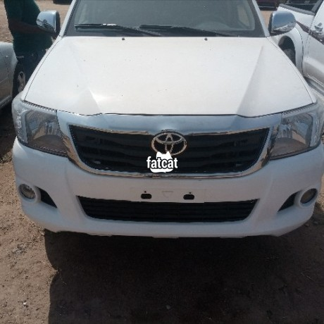 Classified Ads In Nigeria, Best Post Free Ads - used-toyota-hilux-2014-in-abuja-for-sale-big-0