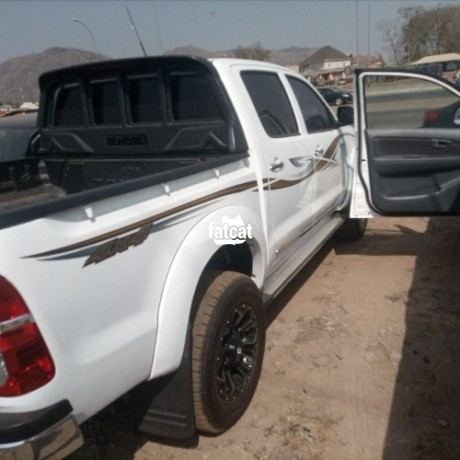 Classified Ads In Nigeria, Best Post Free Ads - used-toyota-hilux-2014-in-abuja-for-sale-big-3