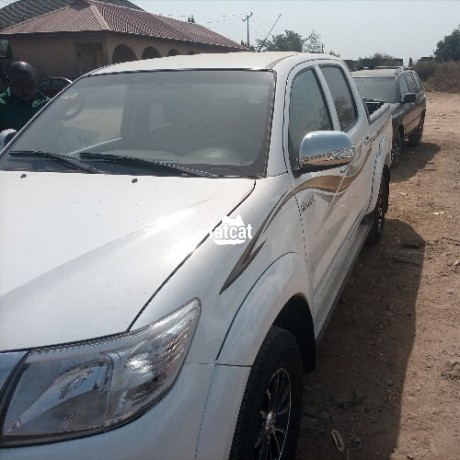 Classified Ads In Nigeria, Best Post Free Ads - used-toyota-hilux-2014-in-abuja-for-sale-big-5