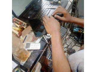 Repair Service of Laptop, Computer, Tablet and Phone in Abuja