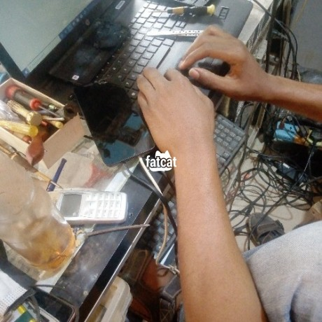 Classified Ads In Nigeria, Best Post Free Ads - repair-service-of-laptop-computer-tablet-and-phone-in-abuja-big-0