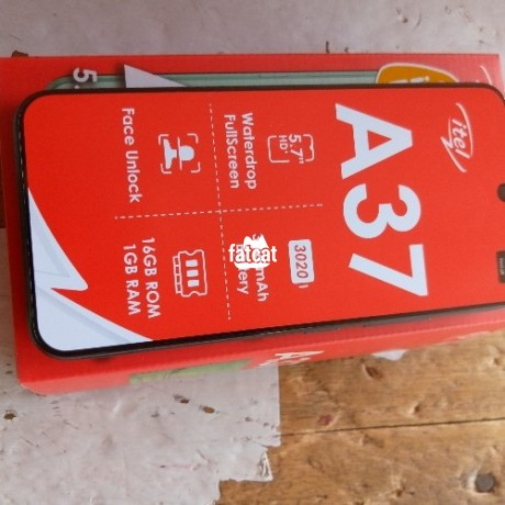 Classified Ads In Nigeria, Best Post Free Ads - itel-a37-in-wuse-abuja-for-sale-big-0