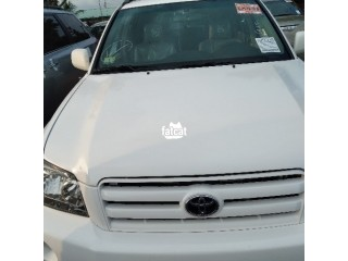 Used Toyota Highlander 2004