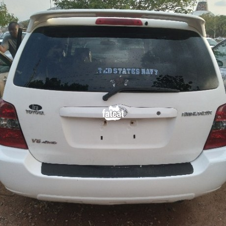 Classified Ads In Nigeria, Best Post Free Ads - used-toyota-highlander-2004-in-kubwa-abuja-for-sale-big-2
