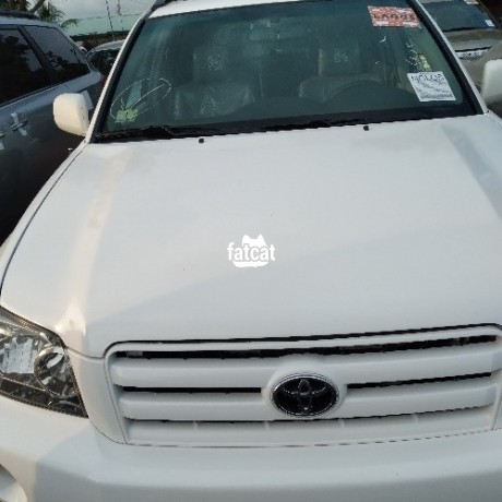 Classified Ads In Nigeria, Best Post Free Ads - used-toyota-highlander-2004-in-kubwa-abuja-for-sale-big-0