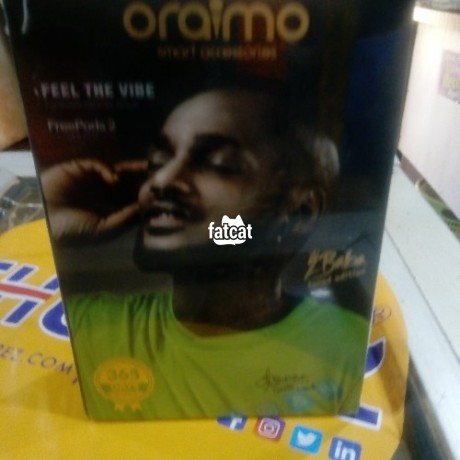 Classified Ads In Nigeria, Best Post Free Ads - oraimo-bluetooth-earpiece-in-abuja-for-sale-big-0