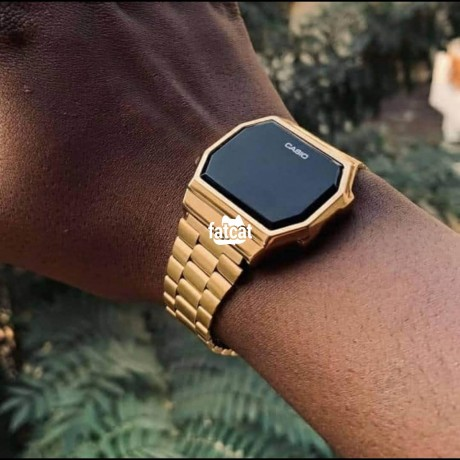 Classified Ads In Nigeria, Best Post Free Ads - casio-touch-screen-wristwatch-in-lagos-island-lagos-for-sale-big-1