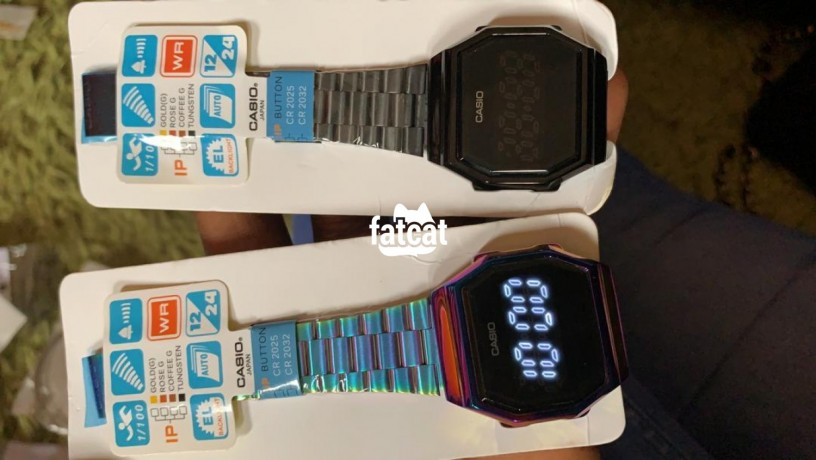 Classified Ads In Nigeria, Best Post Free Ads - casio-touch-screen-wristwatch-in-lagos-island-lagos-for-sale-big-0