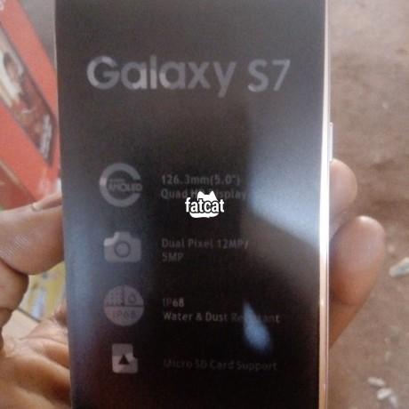 Classified Ads In Nigeria, Best Post Free Ads - samsung-galaxy-s7-in-abuja-for-sale-big-1