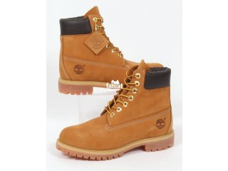 Timberland Boots in Abuja for Sale