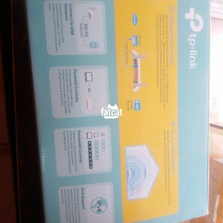 Classified Ads In Nigeria, Best Post Free Ads - 4g-wireless-router-in-abuja-for-sale-big-2