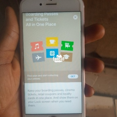 Classified Ads In Nigeria, Best Post Free Ads - apple-iphone-6s-in-wuse-abuja-for-sale-big-0