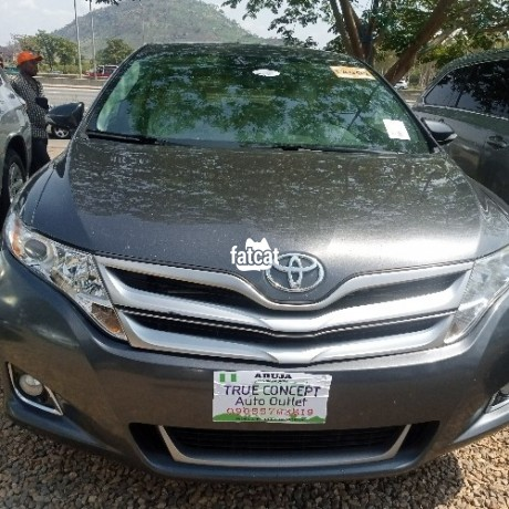 Classified Ads In Nigeria, Best Post Free Ads - used-toyota-venza-2013-in-abuja-for-sale-big-0