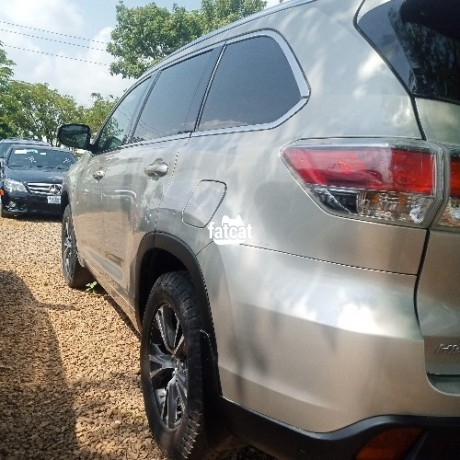 Classified Ads In Nigeria, Best Post Free Ads - used-toyota-highlander-2016-in-kubwa-abuja-for-sale-big-1