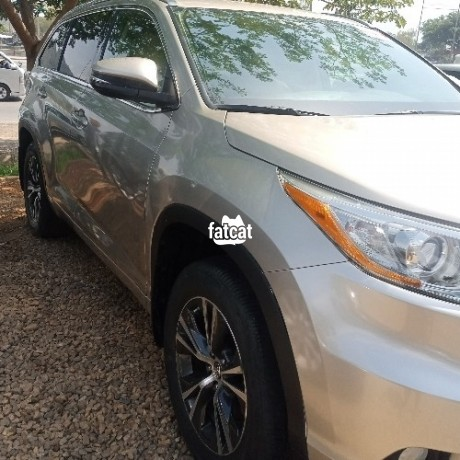 Classified Ads In Nigeria, Best Post Free Ads - used-toyota-highlander-2016-in-kubwa-abuja-for-sale-big-2