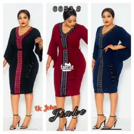 Classified Ads In Nigeria, Best Post Free Ads - ladies-gowns-in-lagos-island-lagos-for-sale-big-8