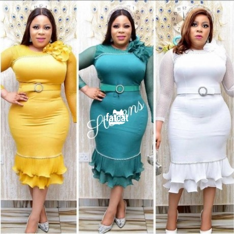 Classified Ads In Nigeria, Best Post Free Ads - ladies-gowns-in-lagos-island-lagos-for-sale-big-7