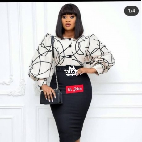 Classified Ads In Nigeria, Best Post Free Ads - skirts-and-blouse-in-lagos-island-lagos-for-sale-big-0