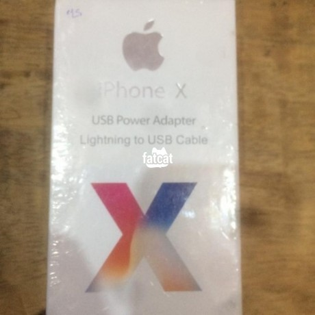 Classified Ads In Nigeria, Best Post Free Ads - iphone-x-usb-power-adapter-charger-in-wuse-abuja-for-sale-big-0