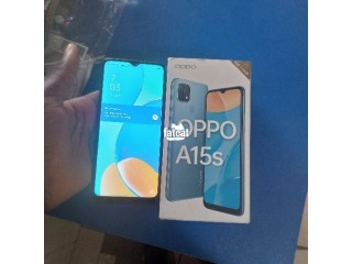 Oppo A15s in Wuse, Abuja for Sale