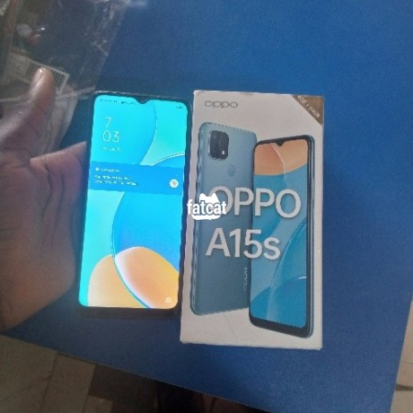 Classified Ads In Nigeria, Best Post Free Ads - oppo-a15s-in-wuse-abuja-for-sale-big-0