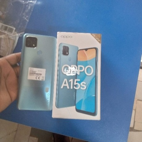 Classified Ads In Nigeria, Best Post Free Ads - oppo-a15s-in-wuse-abuja-for-sale-big-1