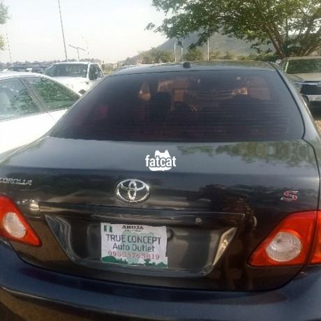 Classified Ads In Nigeria, Best Post Free Ads - used-toyota-corolla-2010-in-kubwa-abuja-for-sale-big-3