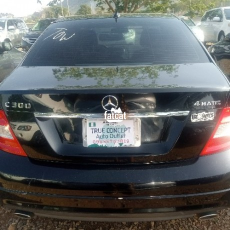 Classified Ads In Nigeria, Best Post Free Ads - used-mercedes-c300-2010-in-kubwa-abuja-for-sale-big-3