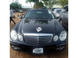 Used Mercedes E350 2008 in Kubwa, Abuja for Sale