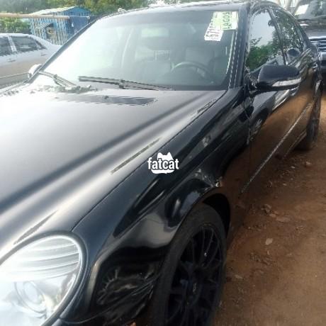 Classified Ads In Nigeria, Best Post Free Ads - used-mercedes-e350-2008-in-kubwa-abuja-for-sale-big-1
