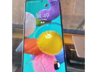 Samsung Galaxy A51 in Wuse, Abuja for Sale