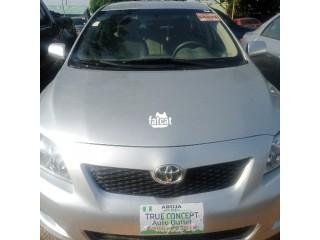 Used Toyota Corolla 2010 in Kubwa, Abuja for Sale