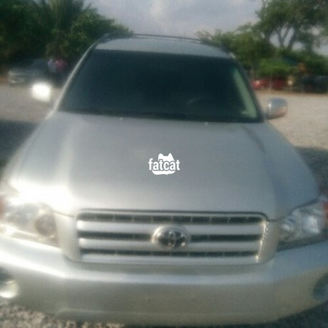 Classified Ads In Nigeria, Best Post Free Ads - used-toyota-highlander-2006-in-kubwa-abuja-fct-for-sale-big-0