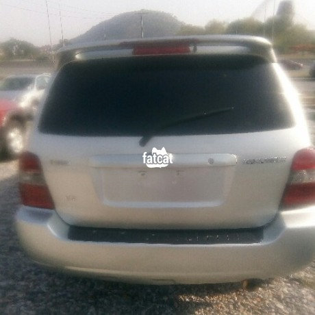 Classified Ads In Nigeria, Best Post Free Ads - used-toyota-highlander-2006-in-kubwa-abuja-fct-for-sale-big-2