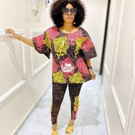 Classified Ads In Nigeria, Best Post Free Ads - adire-top-and-leggings-big-0