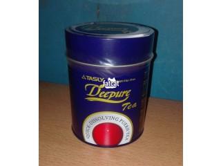 Tasly Deepure Tea in Lagos for Sale