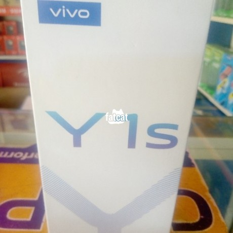 Classified Ads In Nigeria, Best Post Free Ads - vivo-y1s-in-abuja-for-sale-big-0