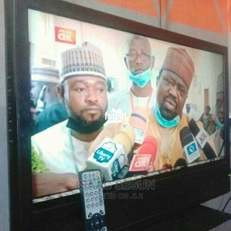 Classified Ads In Nigeria, Best Post Free Ads - 32-inch-lcd-tv-in-alimosho-lagos-for-sale-big-1